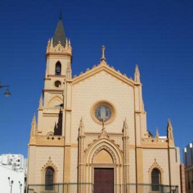 Rehabilitación edificios emblemático (Iglesia San Pablo): Servicios de Construcciones Conma 96