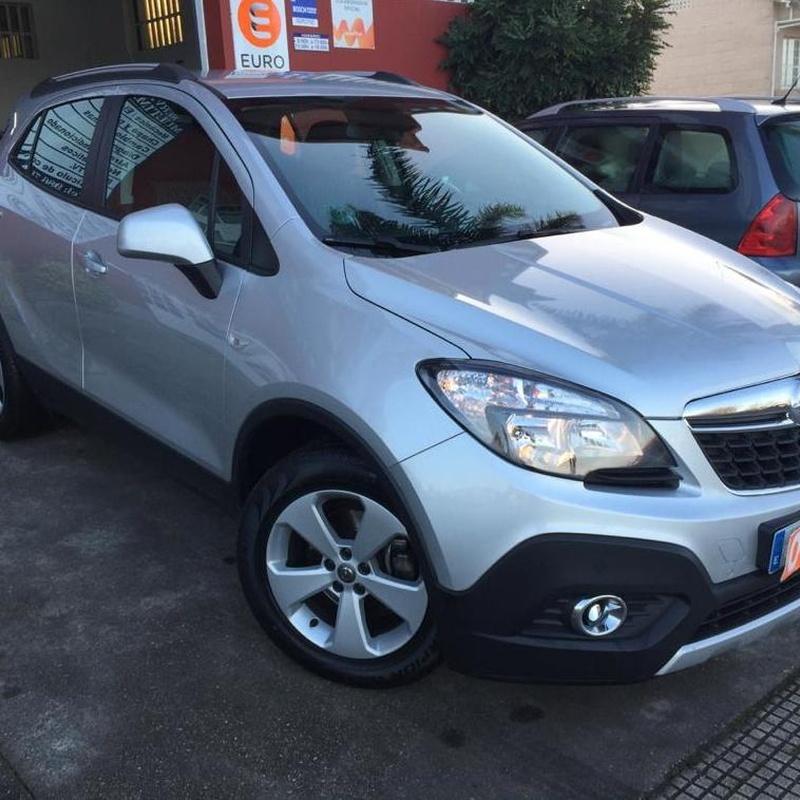 Opel Mokka 1.6CDTi 136CV 4X2 SS Selective 5P: Vehículos de ocasión de OCASIÓN A LAGOA