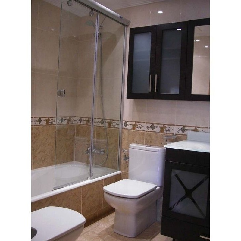 reformas de baños en Irún