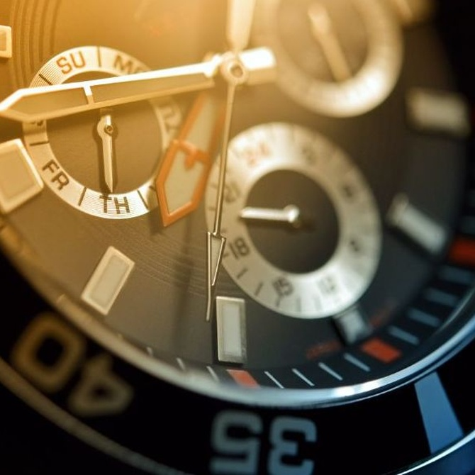 Relojes automáticos y mecánicos: ¿iguales?
