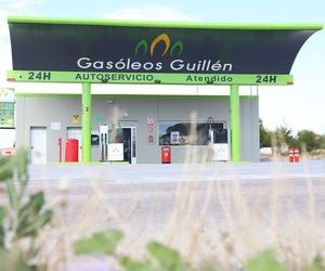 Distribución de gasóleos: Albacete y Cuenca