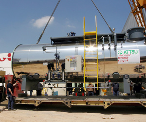 Venta e instalación de calderas de vapor