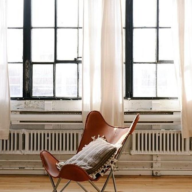 ¿Qué diferencia hay entre una cortina y un visillo?