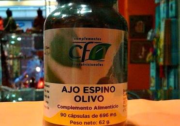 Ajo Espino Olivo