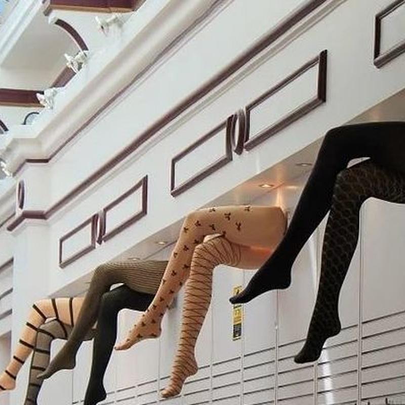 Pantys y medias de mujer