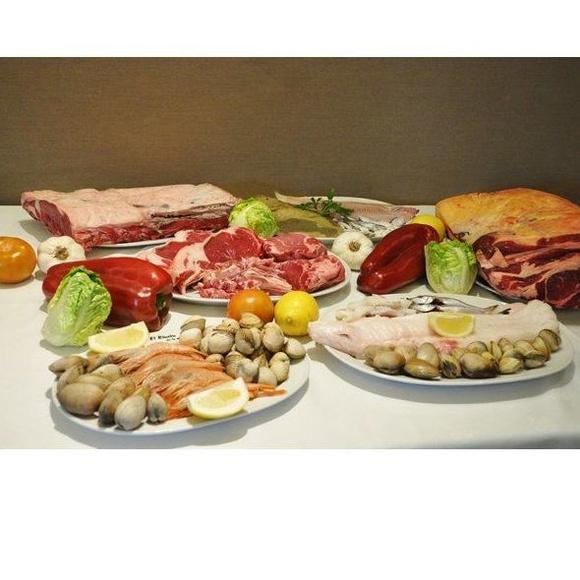 Carnes : Carta  de El Rincón de la Abuela - Restaurante Marisquería