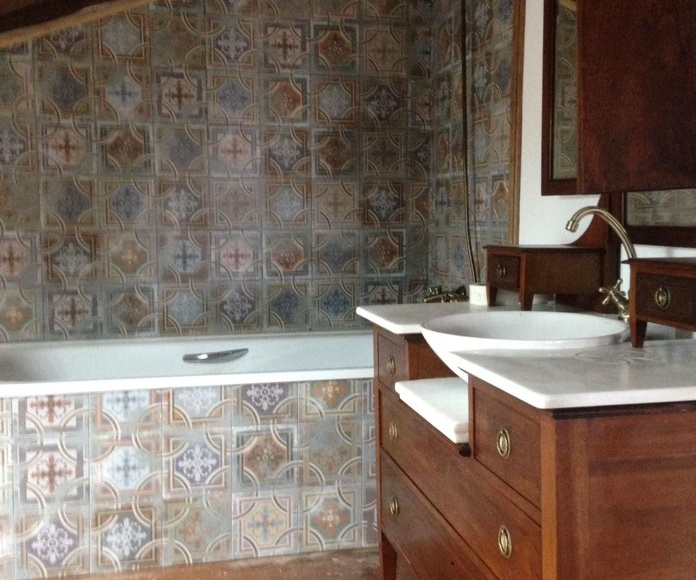 Cocinas y baños: Construcciones  de Construcciones Espiniella