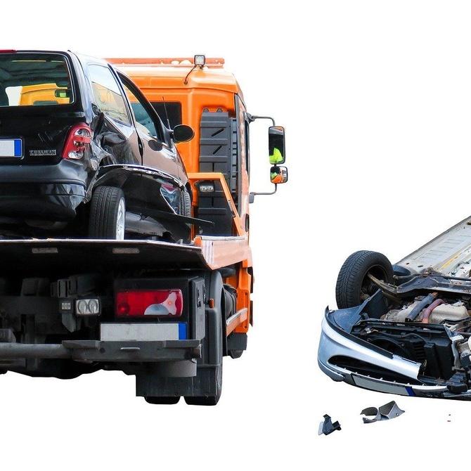 Los accidentes más frecuentes al volante