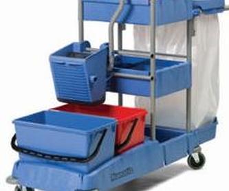 Conserje - limpiador: Servicios de West Rim Servicios Integrales, S.L.