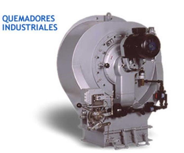 Nuestros servicios: Servicios de Quemadores Ray España
