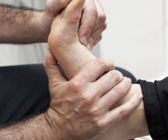 Quiropodia: Tratamientos de Areilza Clínica Podológica