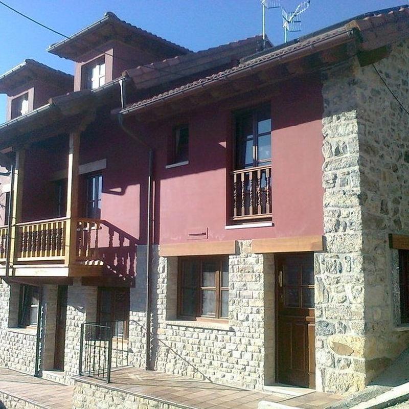 Reformas tejados Asturias: Reformas y rehabilitación de Molina Construcciones