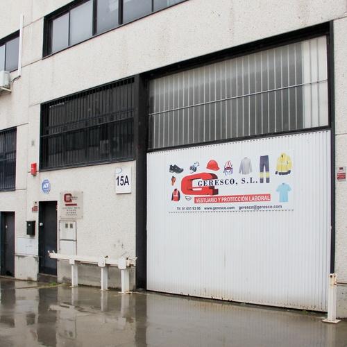 Exterior de las instalaciones