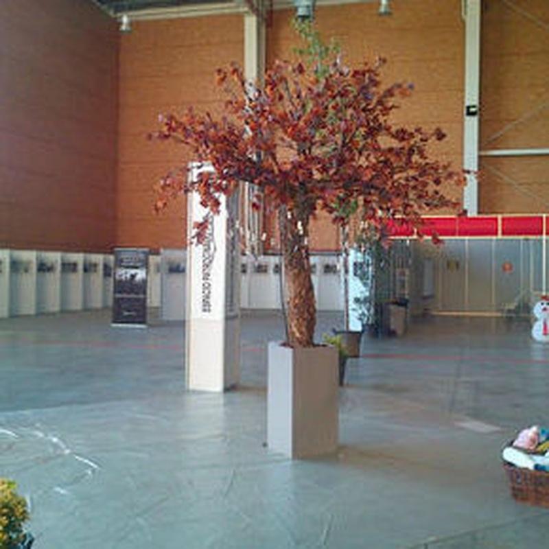 Árboles artesanales: Servicios de Concept Decoración