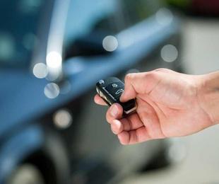 Evolución de las llaves de coche