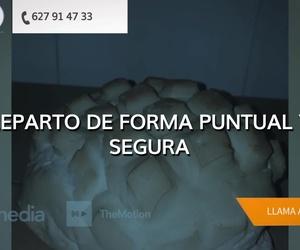 Pan precocido en Sevilla | Dispan Cabrera