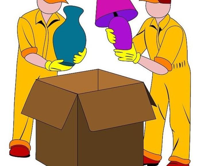 Seguro bienes: Servicios de Mudanzas Cuellar
