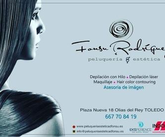 Depilación con hilo: Nuestros servicios de Fonsu Rodríguez Peluquería y Centro de estética
