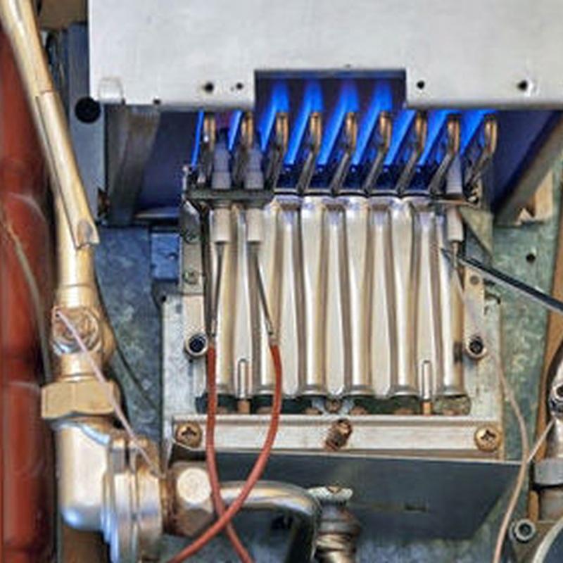 Instalación de gas: Servicios de Odeón Rehabilitaciones Integrales, S.L.