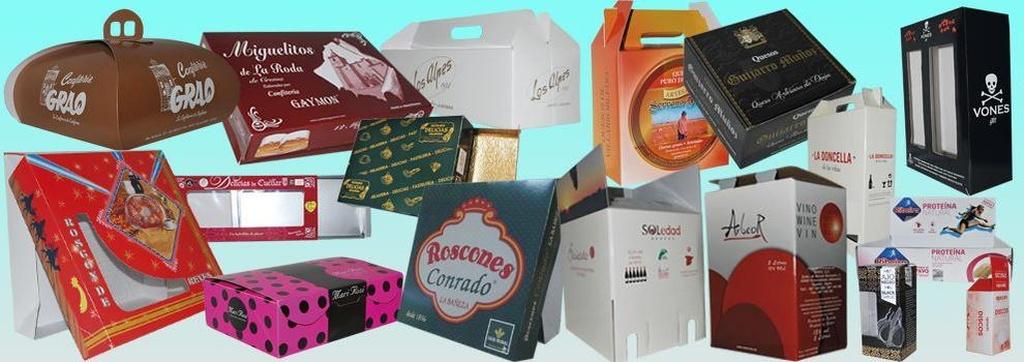 Cajas para vinos en Ciudad Real | Manipulados Mendieta