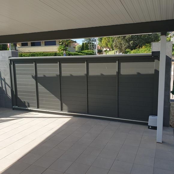Puertas cancelas motorizadas