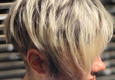 Corte de cabello femenino