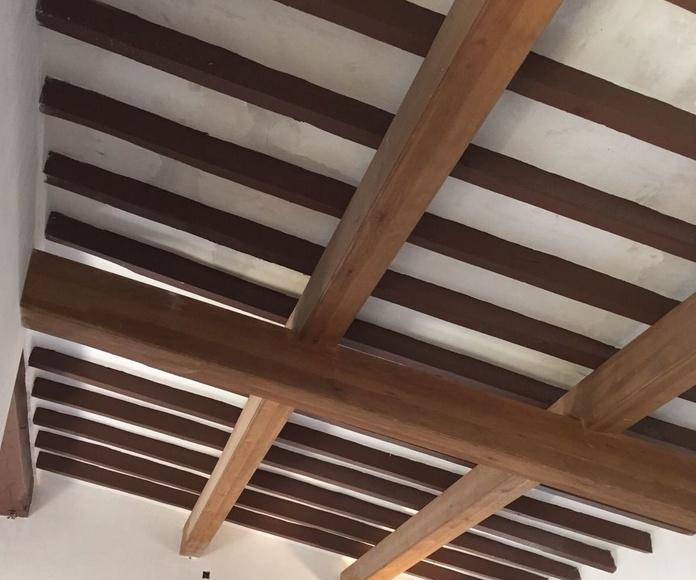 Pérgolas: Trabajos de Carpintería Isidro Coy