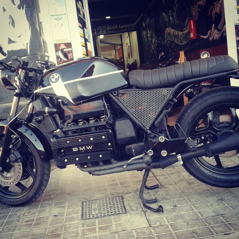 caferacer, transformacion motos en valencia, personalizar motos, customizar motos