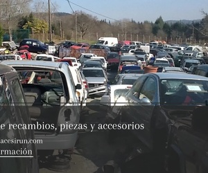 Recambios de automóvil en Gipuzkoa | Auto Desguaces Barraka, S.L.