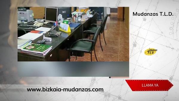 Mudanzas con elevador en Bilbao contratnado los servicios de la compañía Mudanzas TLD