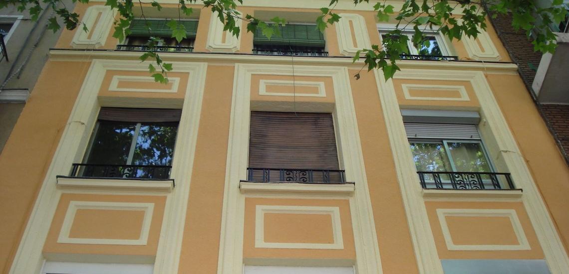 Restauración e impermeabilización de fachadas en Alcorcón