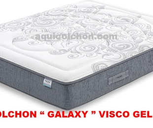 "COLCHÓN ""GALAXY VISCO GEL"""