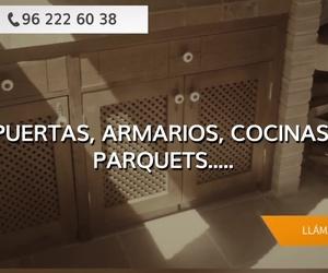 Galería de Carpintería y ebanistería en Enguera   Dimeca Gómez, S.L.