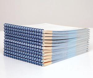 Impresión y encuadernación de documentos