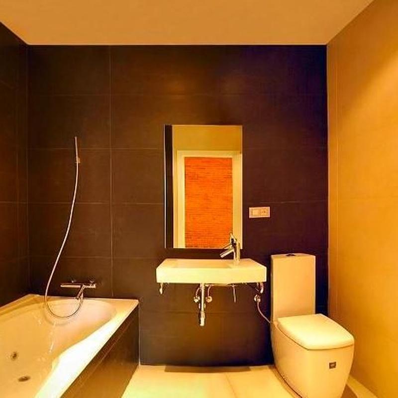 Reforma de baños: Nuestros Servicios de Alnoco, S.L.