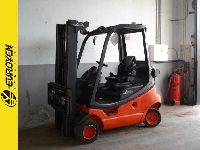 Carretilla diesel LINDE Nº 6095: Productos y servicios de Comercial Euroyen, S. L.