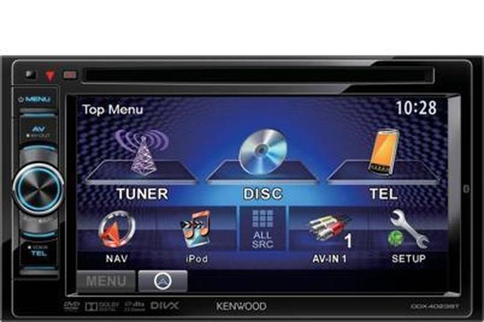 Kenwood DDX 4023 BT: Productos y Servicios de Megasound