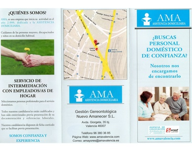 Servicio de intermediación con empleados/as de hogar