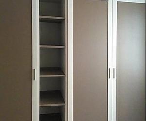 Puertas de armario abatibles