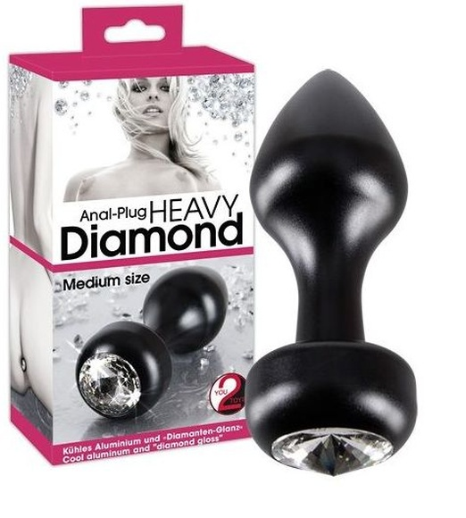 PLUG DIAMOND MEDIUM : CATALOGO DE PRODUCTOS de SEX MIL 1