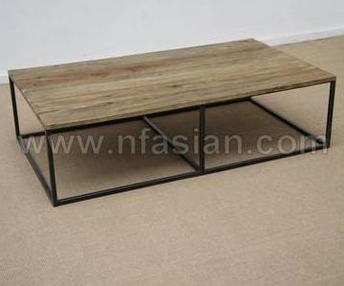 Mesa rectangular BR 377WB164: Catálogo de Ste Odile Decoración