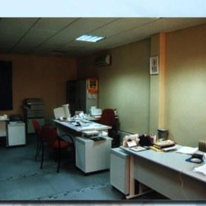 Administracion: NUESTROS SERVICIOS de Sondeos Leñador, S.L.