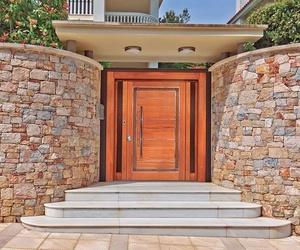 Puertas exteriores de diseño
