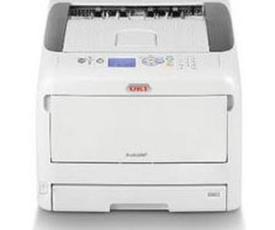 OKI Pro8432WT: Toner blanco a bajo coste