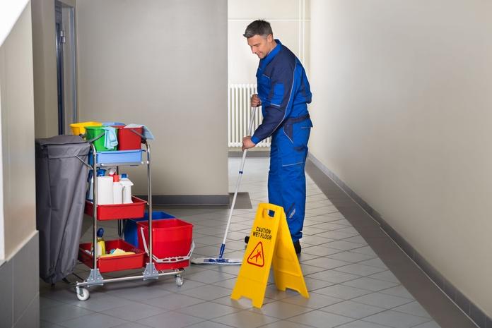 Limpieza de comunidades: Servicios de Abbey Facilities Services