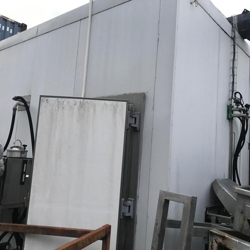 Túnel de congelado lineal compacto:  de MAQUIMUR