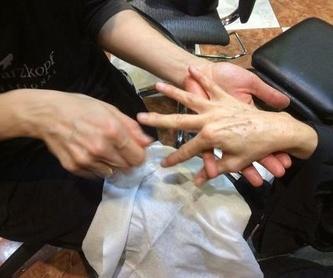 Tratamientos estéticos: Servicios y Productos de Cómplices Peluquería y Estética