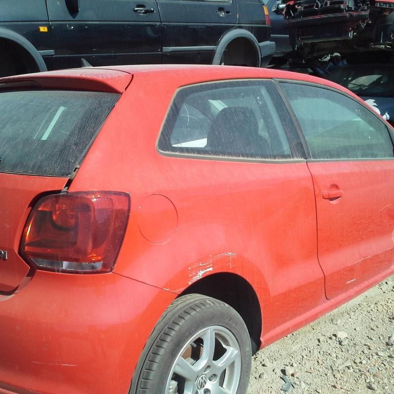 Volkswagen Polo para despiece en desguaces Clemente de albacete