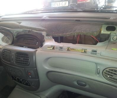 Cambiar resistencia ventilador interior de un Renault Scenic