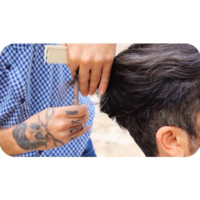 Texturizado (pelo rizado): Catálogo de Barbería Peluquería Iván Huertas